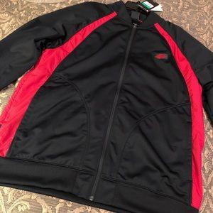 Air Jordan Bred jacket